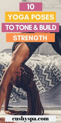 Use these yoga techniques to gain strength and build muscle. You will get more out of your yoga workout with the strength building yoga poses! How To Grow Muscle, Build Muscle, Health Tips For Women, Health And Beauty, Yoga Facts, How To Get Better, Yoga Motivation, Recipe Girl, Yoga For Flexibility