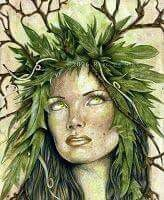 Goddess Airmid We celebrate Goddess Airmid by appreciating Nature and the gift of plant medicine. Call on Her for general magick, learning herbalism, for inspiration in crafts or understanding family loyalty, and of course, healing.