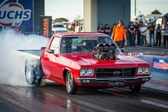 ONE TONNER AT PERTH MOTORPLEX