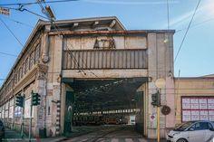 Deposito Tram Via Leoncavallo