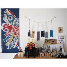 ベランダや室内に飾ろう♪お部屋で楽しむ『手作り鯉のぼり』のアイデア7選 | CRASIA(クラシア)