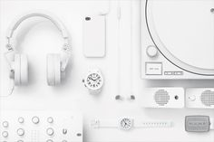 "Nixon 2012 Fall ""Whiteout"" Collection"