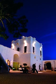The Masseria Torre Maizza in Puglia, Italy www.mediteranique.com/hotels-italy/puglia/masseria-torre-maizza/