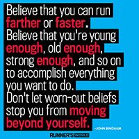 Believe You're Enough