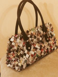 Yeni çantam