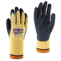 TOWA PowerGrab Katana MF- Cut resistance Anti-slip safety work Stainless Gloves #TOWA