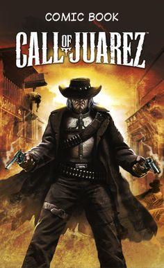 Call of Juarez comic book cover