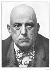 Aleister Crowley [ˈælɪstə ˈkɹoʊli] (* 12. Oktober 1875 in Leamington Spa, England; † 1. Dezember 1947 in Hastings, East Sussex; eigentlich Edward Alexander Crowley) war ein britischer Okkultist, Schriftsteller und Bergsteiger.