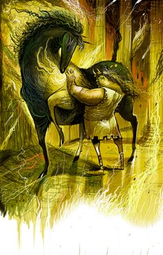 Timothy Banks  #Horse