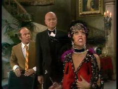I used to love the Carol Burnett Show and this Nora Desmond video was one of the funniest skits with Carol Burnett, Tim Conway and Harvey Korman.