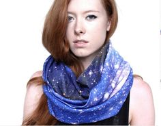 Autostraddle guide to galactic print clothing (scarf via shadowplay on etsy 2j). With bonus guide to making your own!