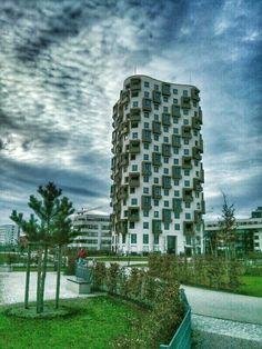 Wohngebiet #Siemenswerke #München