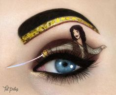 Tal Peleg make-up artist israeliana