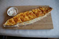 Pizza turceasca cu cascaval