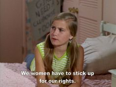 the brady bunch jan brady quotes girl power feminism