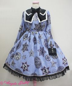 Lolibrary | Angelic Pretty - OP - Magic Amulet OP
