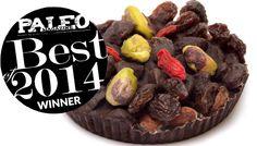 Winner Best Of for 2014 Paleo Magazine.