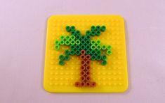 Woodworking Perler beads easy, Perler beads food, Perler beads d… - Minecraft World 2020 Easy Perler Bead Patterns, Melty Bead Patterns, Perler Bead Templates, Diy Perler Beads, Bead Embroidery Patterns, Perler Bead Art, Bead Loom Patterns, Beading Patterns, Knitting Patterns