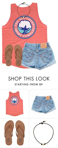 """Know any contests I could enter?"" by ponyboysgirlfriend ❤ liked on Polyvore featuring Levi's and Billabong"