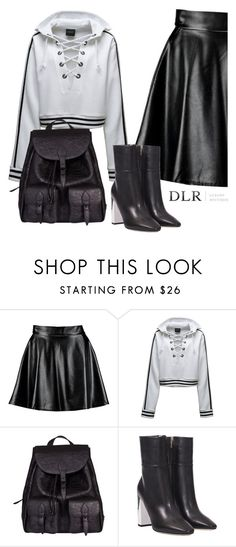 """""""DLRBOUTIQUE.COM"""" by edin15 ❤ liked on Polyvore featuring Boohoo, Puma, Yves Saint Laurent and Jimmy Choo"""