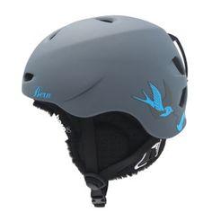 Gotta protect the noggin.  Bern Berkley Audio Helmet