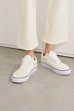 11 Best Beige Vans images | Fashion, Light blue homecoming