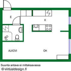 35m² Pääskylänkatu 5, 00500 Helsinki Kerrostalo kaksio vuokrattavana | Oikotie 8890178