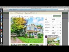 Listing Pages... Social Media for Real Estate home buying. A new way to search and talk to buyers, YAY!