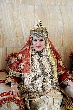 Chedda de Tlemcen #algeriantraditionaldresses #Algérie #الجزائر #Algeria