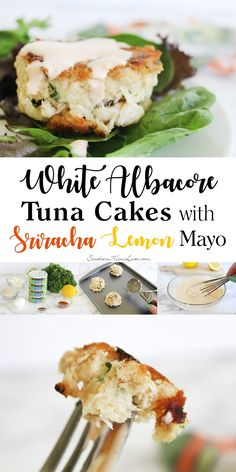 Hi, guys! I'm here today with a delicious recipe that can help you celebrate Earth Day, too! These White Albacore Tuna Cakes are made with @wildselections sustainable tuna and have only 6 ingredients to really let the fish shine. You can serve them with a side of veggies or over a salad drizzled with this tangy Sriracha lemon mayo. Yum! It's an affordable and easy way to get dinner on the table; They can even be made the day before. #WildSelections #EarthDay #ad