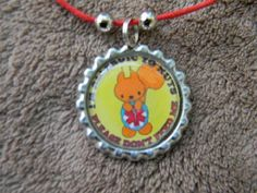 I Am Allergic To Nuts Childs Allergy Awareness Necklace ~ New Free Shipping $5.99