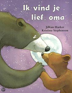 Familie: boek 'Ik vind je lief, oma'