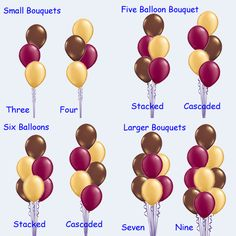 Image detail for -... - How Many Balloons Should I Have in a Bouquet?