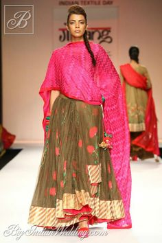 Gaurang Shah designer ghagra choli