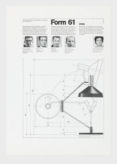 Form 61 Globus, 1961 by Siegfried Odermatt Print Layout, Layout Design, Design Art, Print Design, Web Design, Editorial Layout, Editorial Design, Grid, Swiss Design