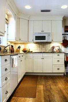 My Houzz: Newman Home - transitional - kitchen - tampa - Mina Brinkey