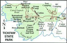 Tickfaw State Park Springfield, Louisiana