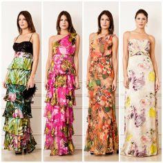 #Tendencia2014 Vestidos de Fiesta by #VeroFar! ¿Cuáles de estos diseños te gusta?  :: www.veronicafar.com.ar ::