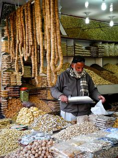 dry fruit wala by ShaukatNiazi, via Flickr