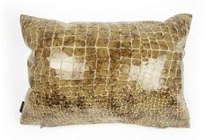本物よりも美しいヘビ柄ROMO ZINC横長クッションカバー #クッション #クッションカバー #アニマル #safari #ヘビ柄 #cushion #cushioncover #pillow