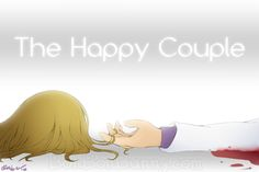 The Happy Couple by Bon-Bon-Bunny on DeviantArt