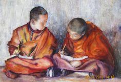 The Boys-Bhutanese Monks
