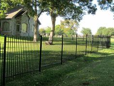 Iron Fences, Deck, Metal, Outdoor Decor, Home Decor, Decoration Home, Room Decor, Front Porches, Metals