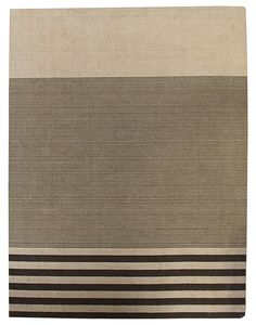 Flatwoven Rugs, Hand-loomed in India; size: 8 ' x 10'