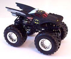 Sport For > Batman Monster Truck Toys Hot Wheels