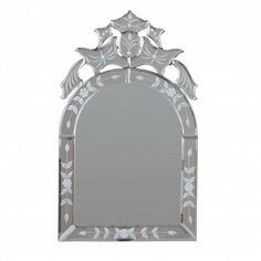 Espejo Veneciano Mira 50 cm