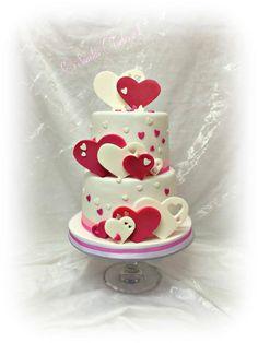 Sanelas Tortenwelt | Hochzeitstorten