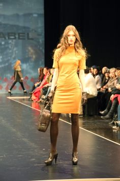 """Show of """"The Swiss Label"""" on german fashion fair CPD signatures"""