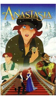 Anastasia (VHS, 1998)