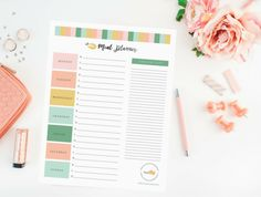 Looking for a printable kitchen conversion chart? Check out my printable kitchen conversions chart here. Recipe Conversion Chart, Recipe Conversions, Meal Planner Printable, Weekly Meal Planner, Printables, Egg Mayonnaise, Contact List, Christmas Sweets, Pretty Pastel